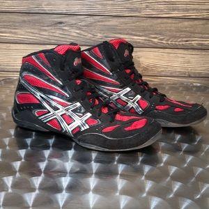 Asics Split Second Wrestling Shoes.